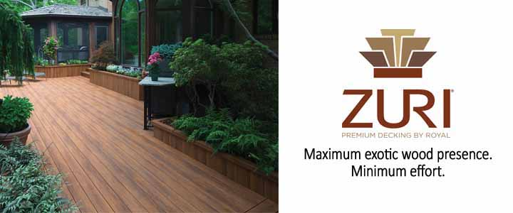 Zuri Is A Best In Class Product At E.L. Morse Lumber